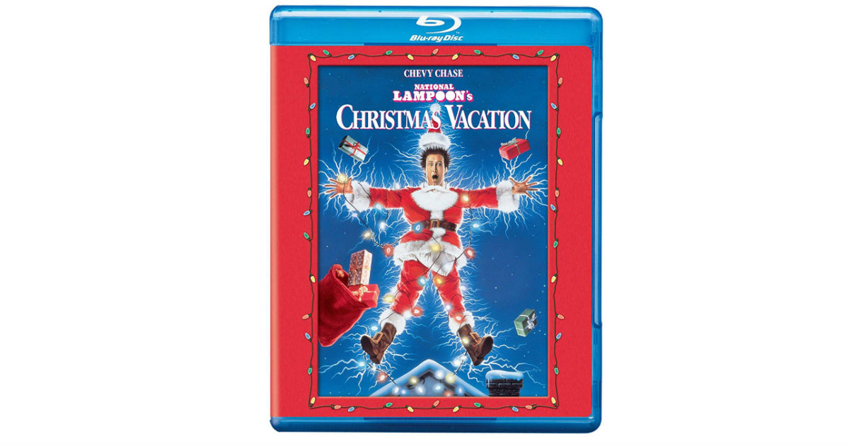 National Lampoon's Christmas Vacation Blu-ray ONLY $7.99