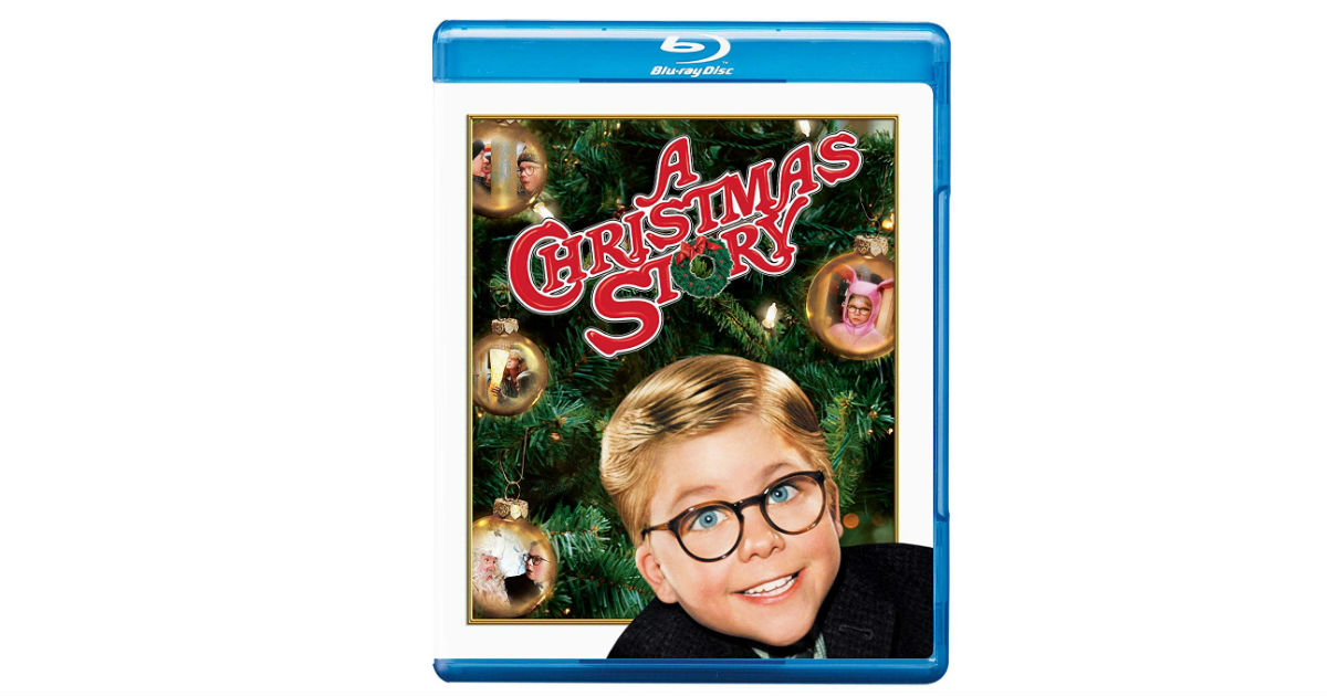 A Christmas Story Blu-ray DVD ONLY $7.99 (Reg. $19.98)