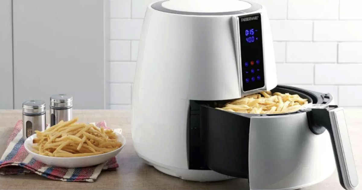 Farberware Digital Oil-Less Fryer Only $34.99 (Reg $70) Shipped