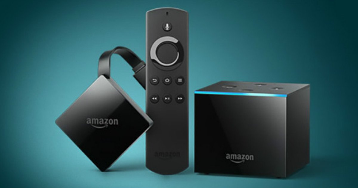 50% Off Amazon Fire TV Cube -.