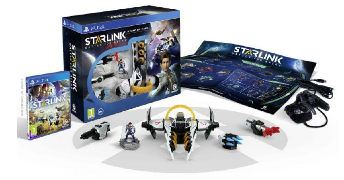 Starlink Battle For Atlas Starter Edition ONLY $39.99 (Reg. $75)