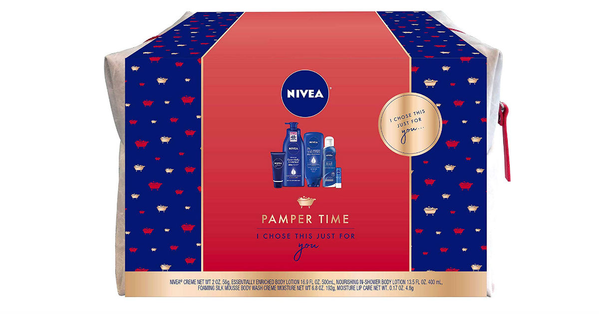 Nivea Luxury Gift Set ONLY $12.50 (Reg. $25)