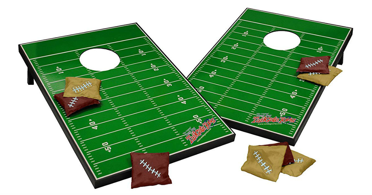 Cornhole Set on Amazon