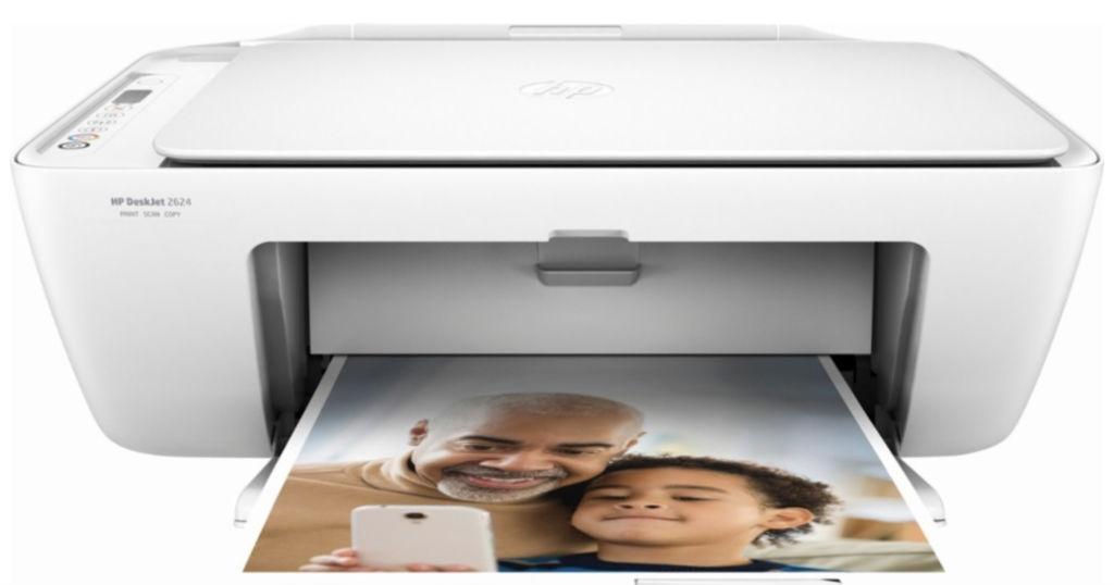 HP DeskJet Wireless All-In-One Printer Only $19.99 (Reg $50)