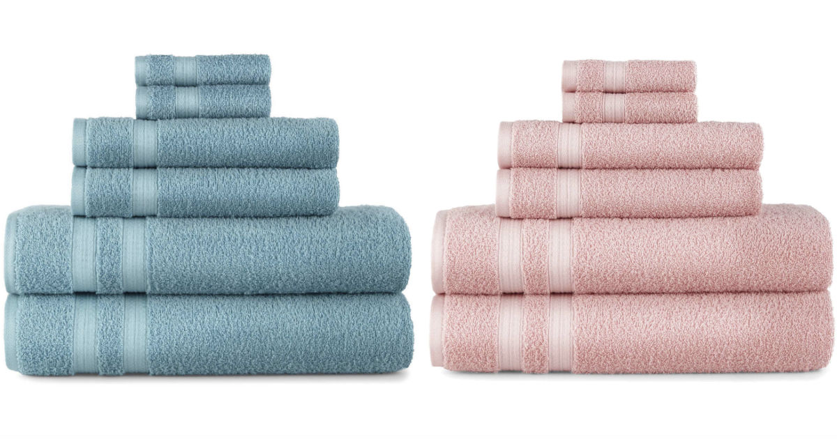 Home Expressions Bath Towels ONLY $2.99 (Reg. $10)