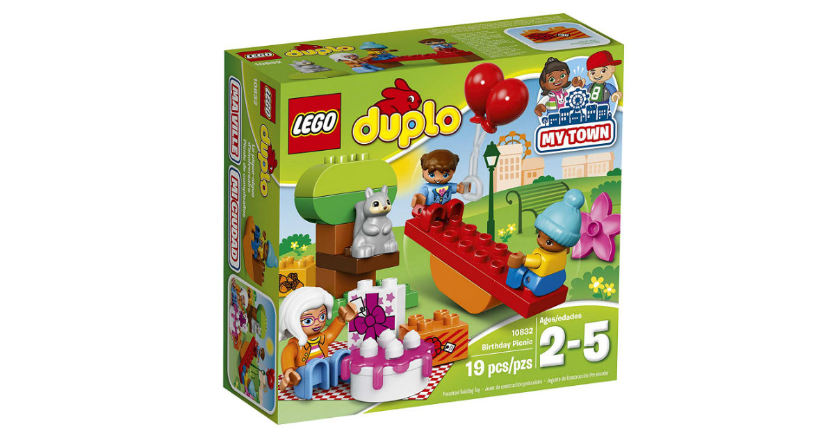 LEGO Duplo Birthday Party ONLY $8.99 (Reg. $15)