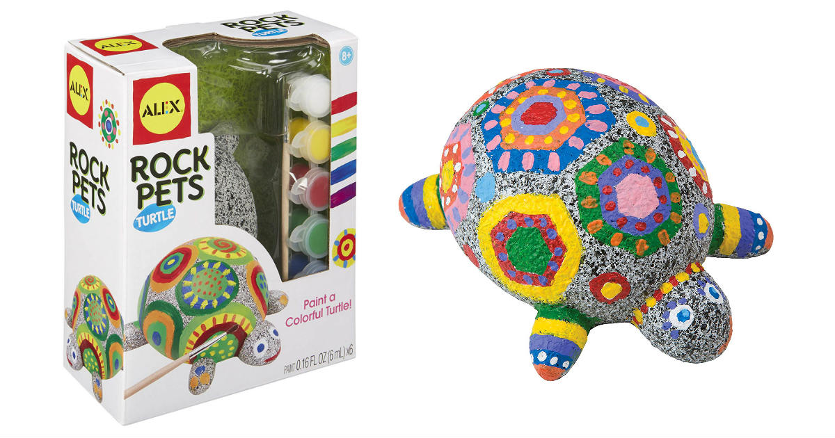 Save 71% on Alex Craft Rock Pets ONLY $6.75 (Reg. $23)