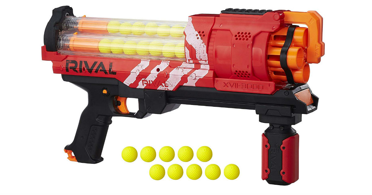 Nerf Rival Artemis ONLY $24.98 Shipped (Reg. $45)