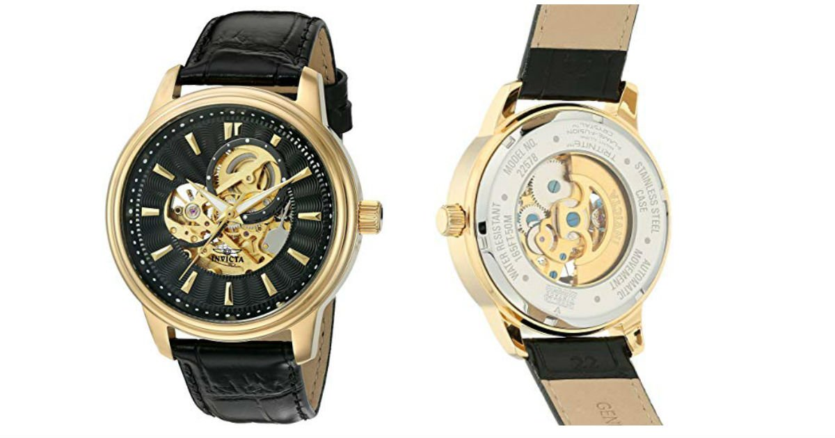 Save 58% on Invicta Vintage Watch ONLY $62.99 (Reg. $150.62)