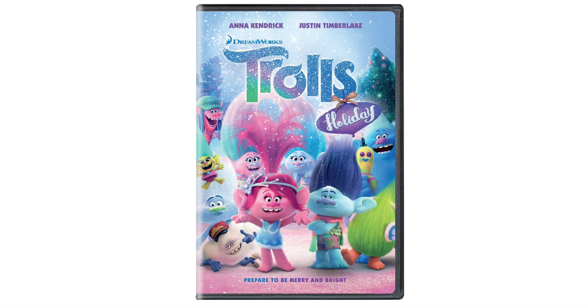 Trolls Holiday on Amazon