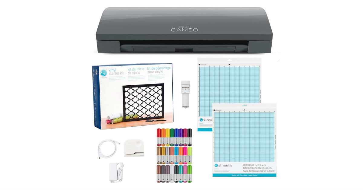 Silhouette Cameo 3 Bundle ONLY $199.99 Shipped