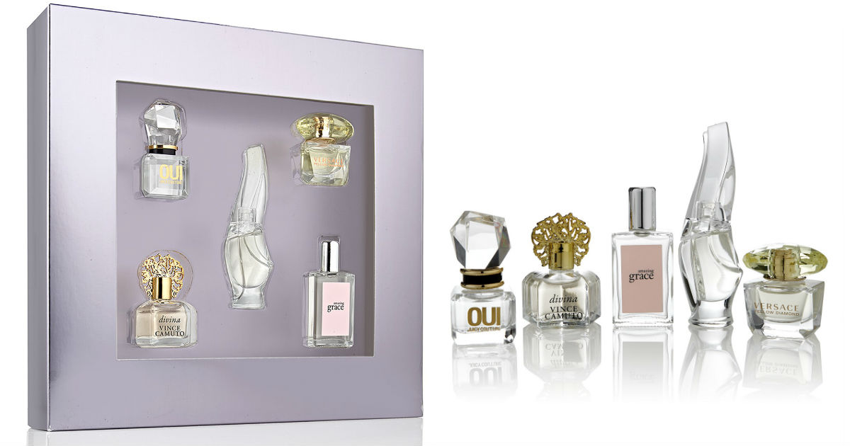 Women's 5-Pc Fragrance Holiday...