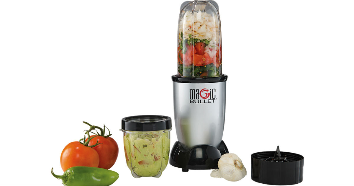 Magic Bullet 7-Piece Set Only $19.92 (Reg. $40) at Walmart