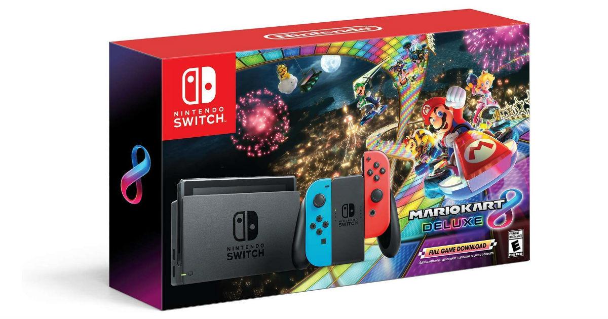 Nintendo Switch Mario Kart Bun...