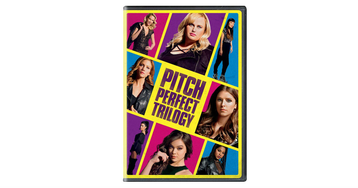 Pitch Perfect Trilogy on Amazon