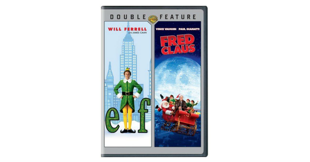 Elf/Fred Claus on Amazon