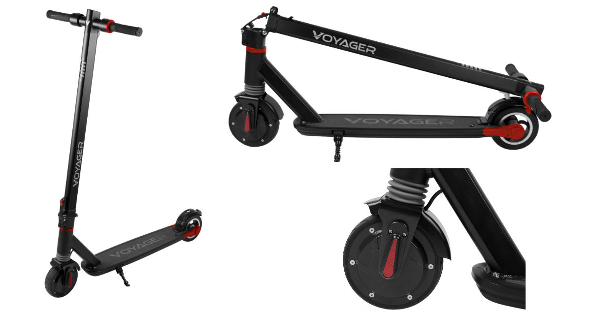 Voyager Ion Electric Scooter ONLY $150 at Walmart (Reg $300)