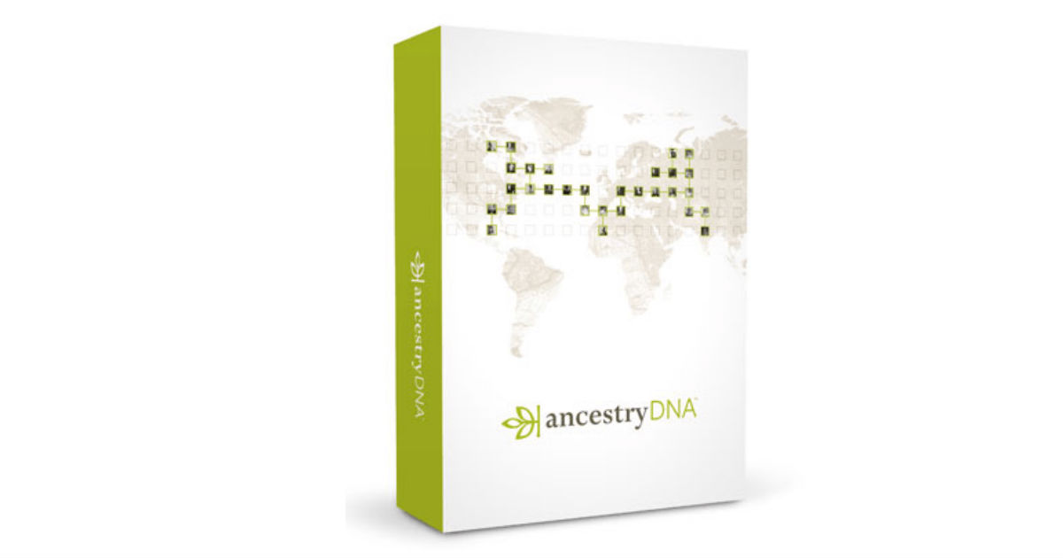 Today Only: AncestryDNA Kit ONLY $49 Shipped (Reg. $99)