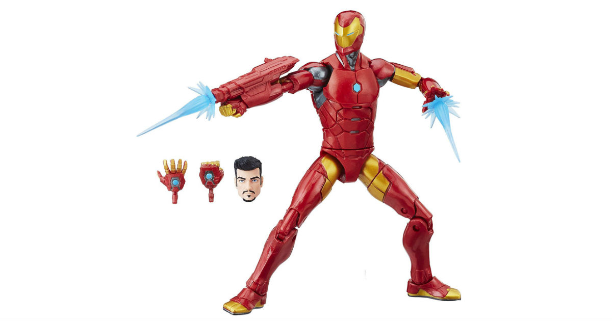 Iron Man Figure on Amazon