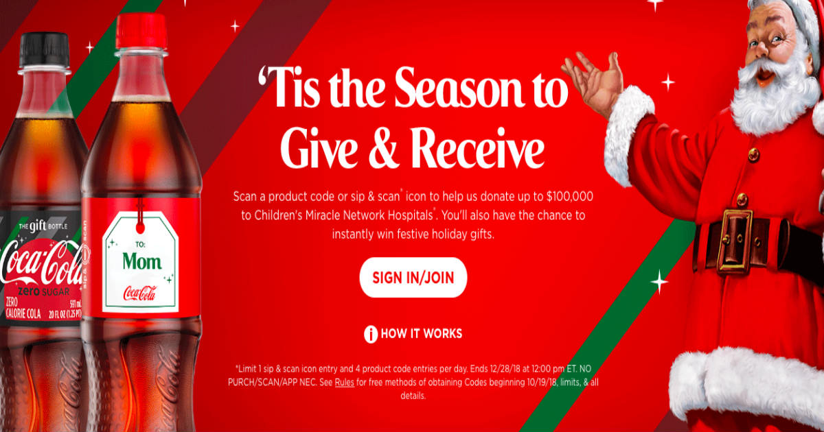 Instantly Win Festive Holiday Gifts - Free Sweepstakes