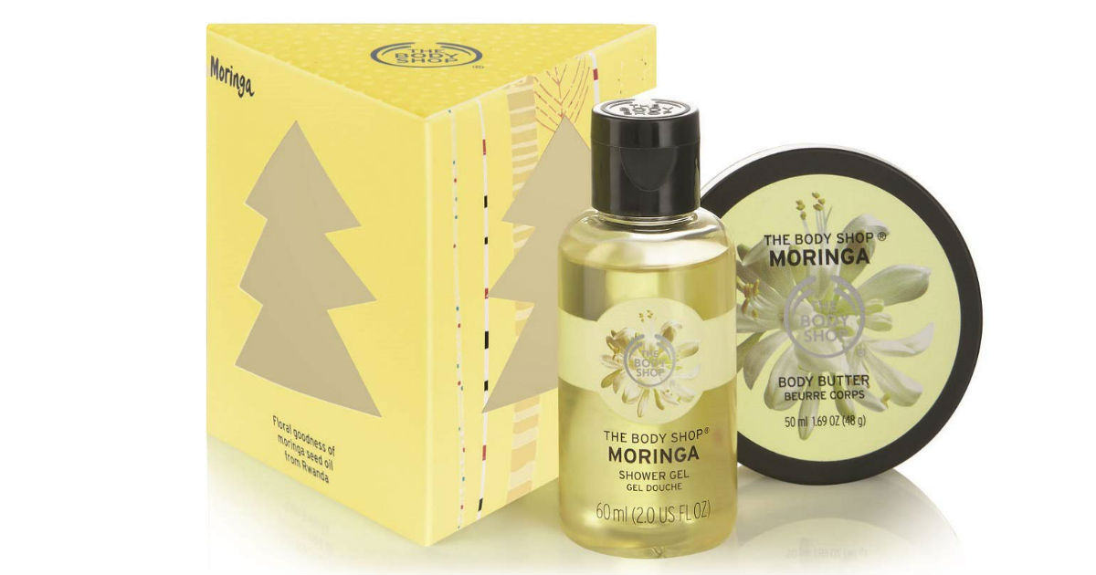The Body Shop Moringa Treats Gift Set ONLY $5.85 Shipped!