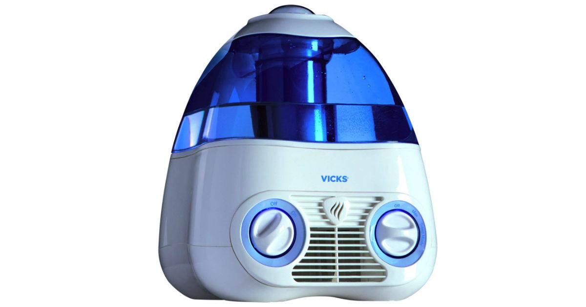 Vicks Cool Moisture Humidifier ONLY $26.85 (Reg. $45)