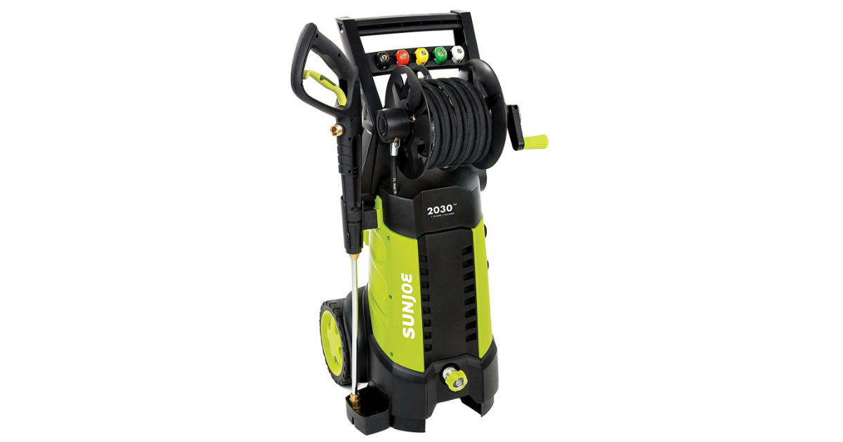 Electric Pressure Washer ONLY $119.42 (Reg. $230)