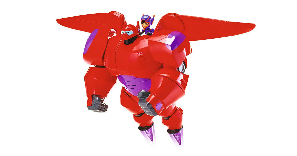 Save 76% on Big Hero 6 Flying Baymax ONLY $9.63 (Reg. $40)