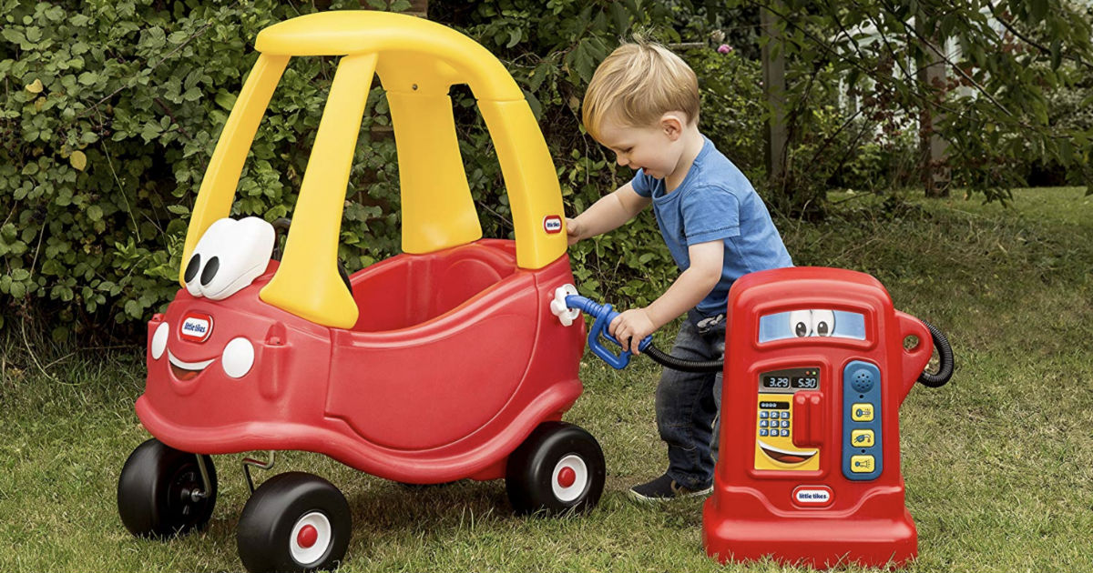 Little Tikes Cozy Pumper ONLY $13.88 (Reg $26) Shipped