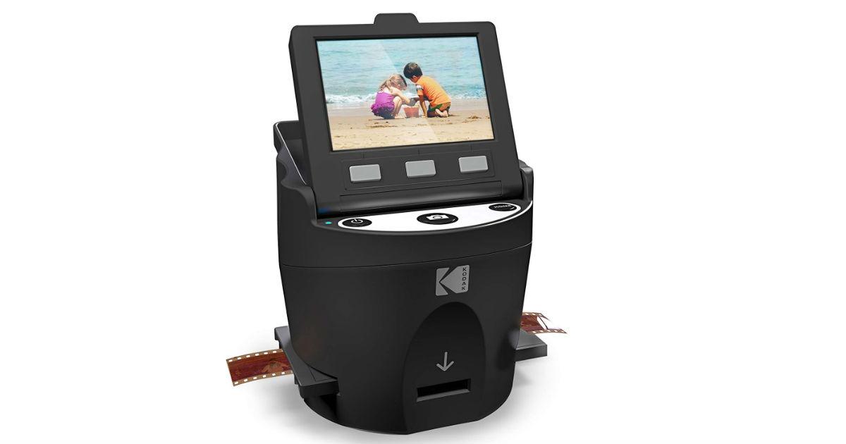 Kodak Scanza Digital Film & Slide Scanner ONLY $120 (Reg. $230)