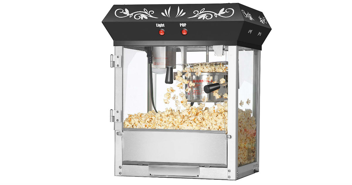 Great Northern Old Fashioned Popcorn Popper ONLY $116 (Reg. $350)