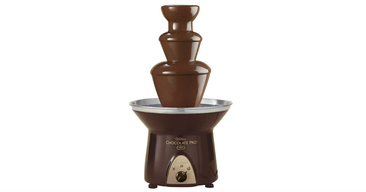Wilton Chocolate Fountain ONLY $43.57 (Reg. $110)
