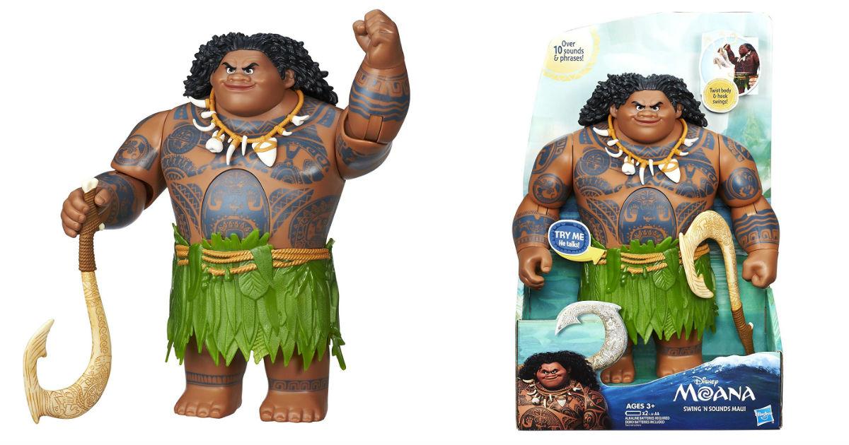 Disney Moana Swing 'n Sounds Maui ONLY $13.92 (Reg. $30