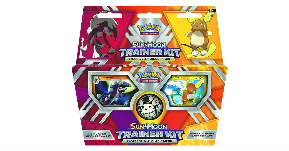 Save 59%: Pokemon TCG Card Game ONLY $5.71 (Reg. $13.79)