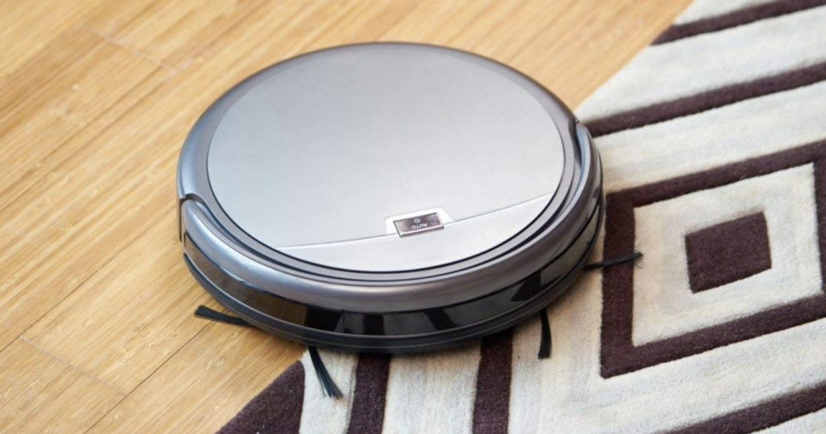 ILIFE Robotic Vacuum Cleaner ONLY $149.99 (Reg $250) Shipped