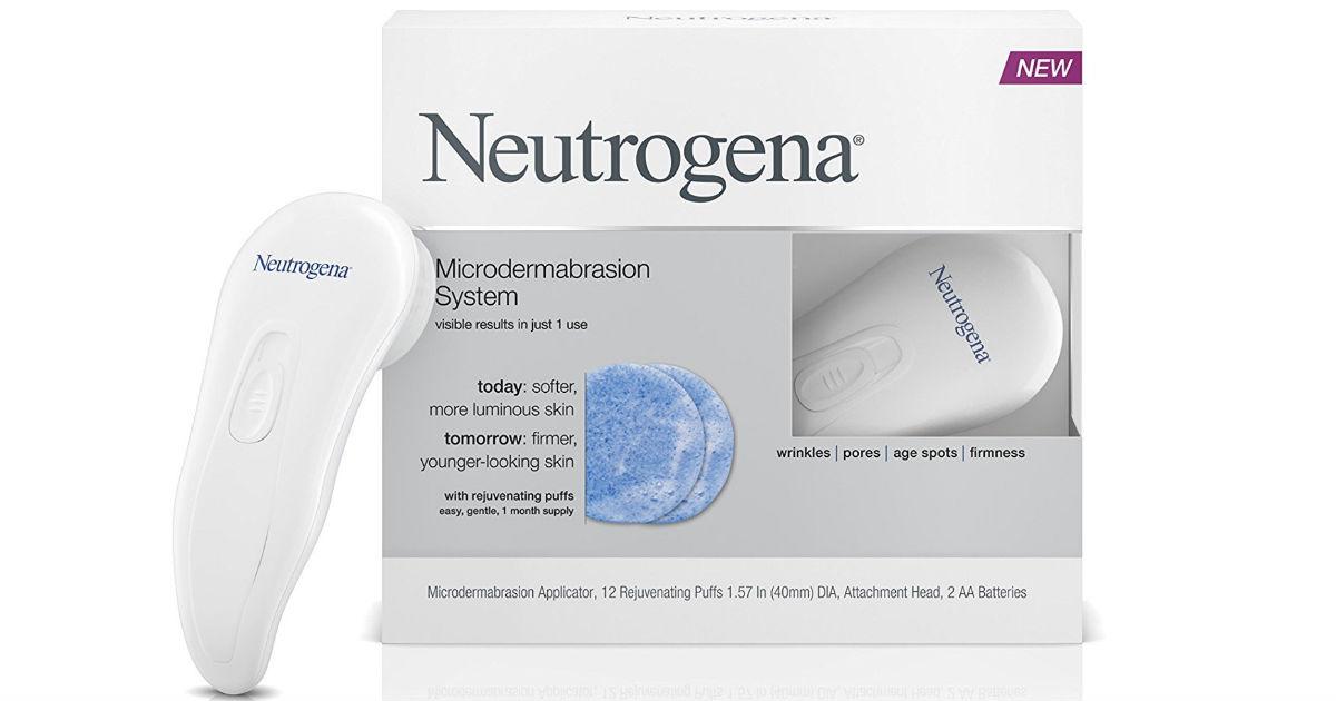 Neutrogena Microdermabrasion S...