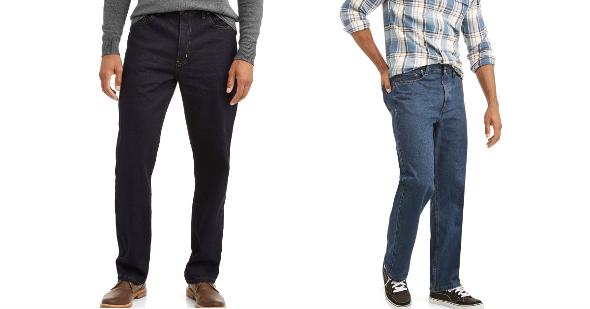 George Men's Jeans Only $8 at.