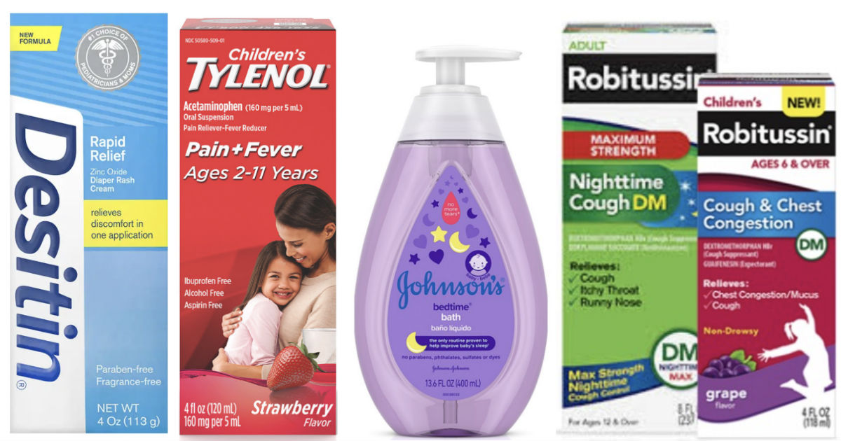 Over $110 in New High-Value Printable Coupons from This Weekend