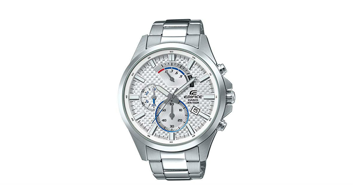 Save 54% on Casio Men's Watch ONLY $92.41 (Reg. $200)
