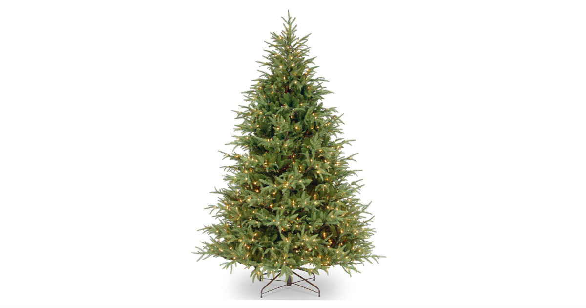 Save 59% on 7.5-Foot National Tree ONLY $181.86 (Reg. $443)