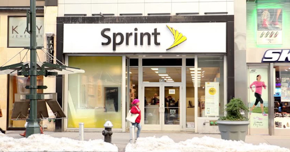Switch to Sprint for a Year of...