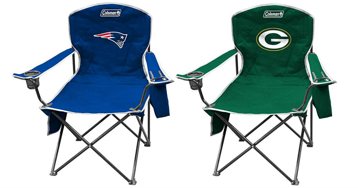 NFL Cooler Quad Chair as Low a...