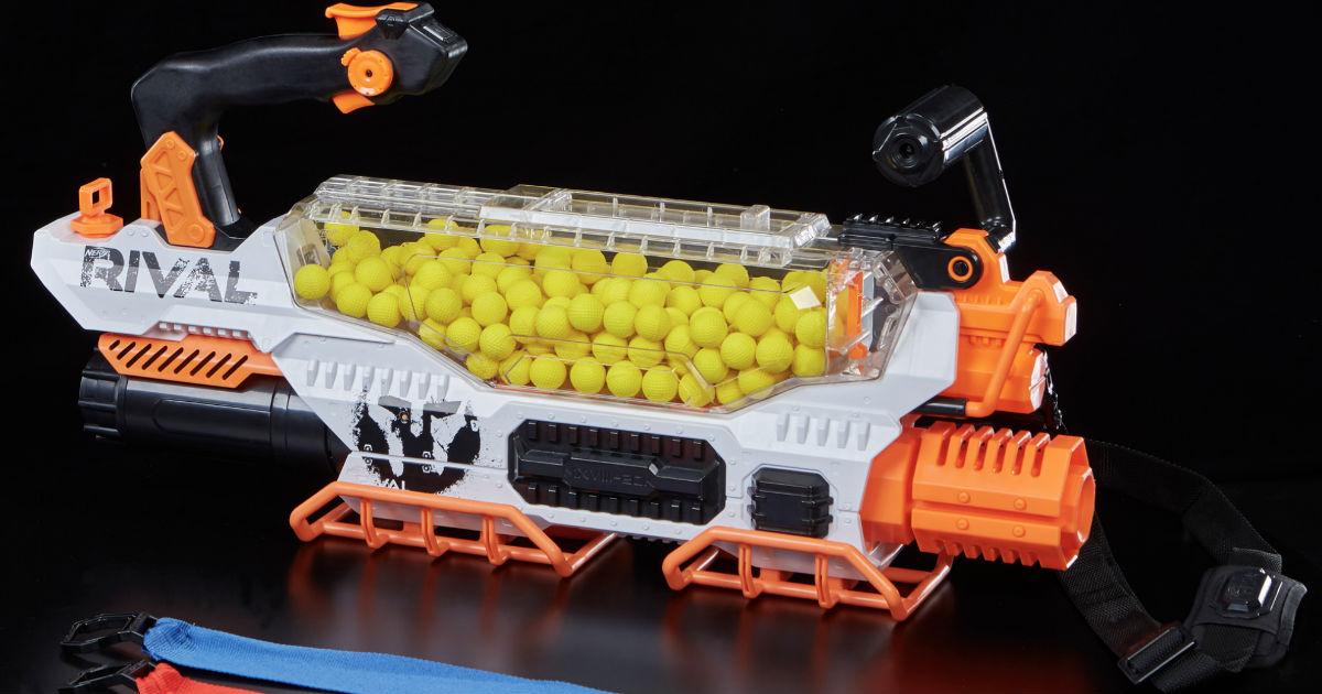Nerf Rival Prometheus MXVIII-20K Blaster ONLY $85 (Reg $200) Shipped
