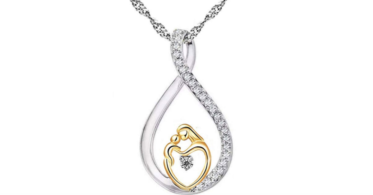 Luxury Silver Plated Necklace ONLY $4 Shipped