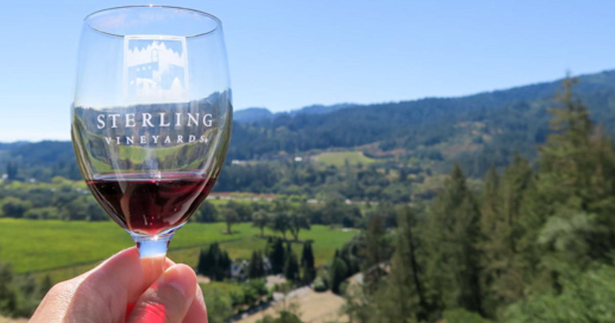 FREE Sterling Vineyards Wine G...