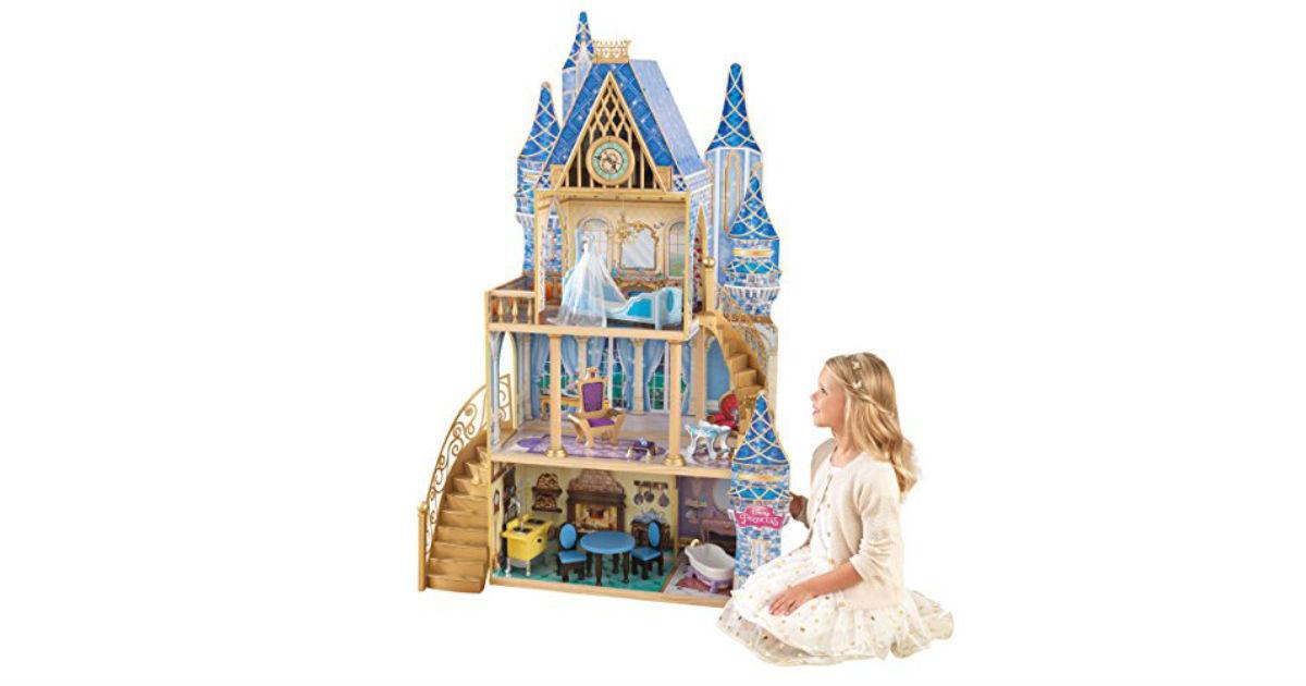 KidKraft Cinderella Dollhouse ONLY $95.99 (Reg. $190)