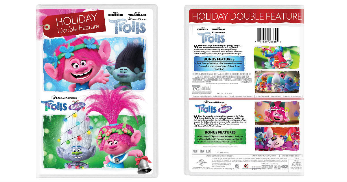 Trolls and Trolls Holiday Doub...