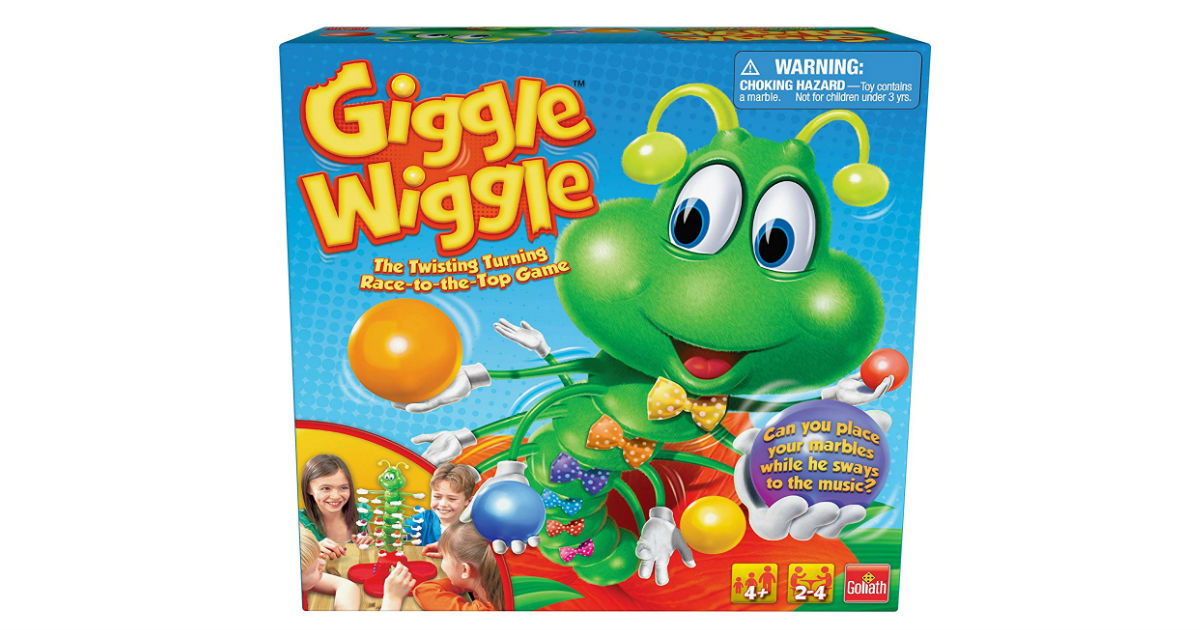Giggle Wiggle Game ONLY $8.88 (Reg. $25)