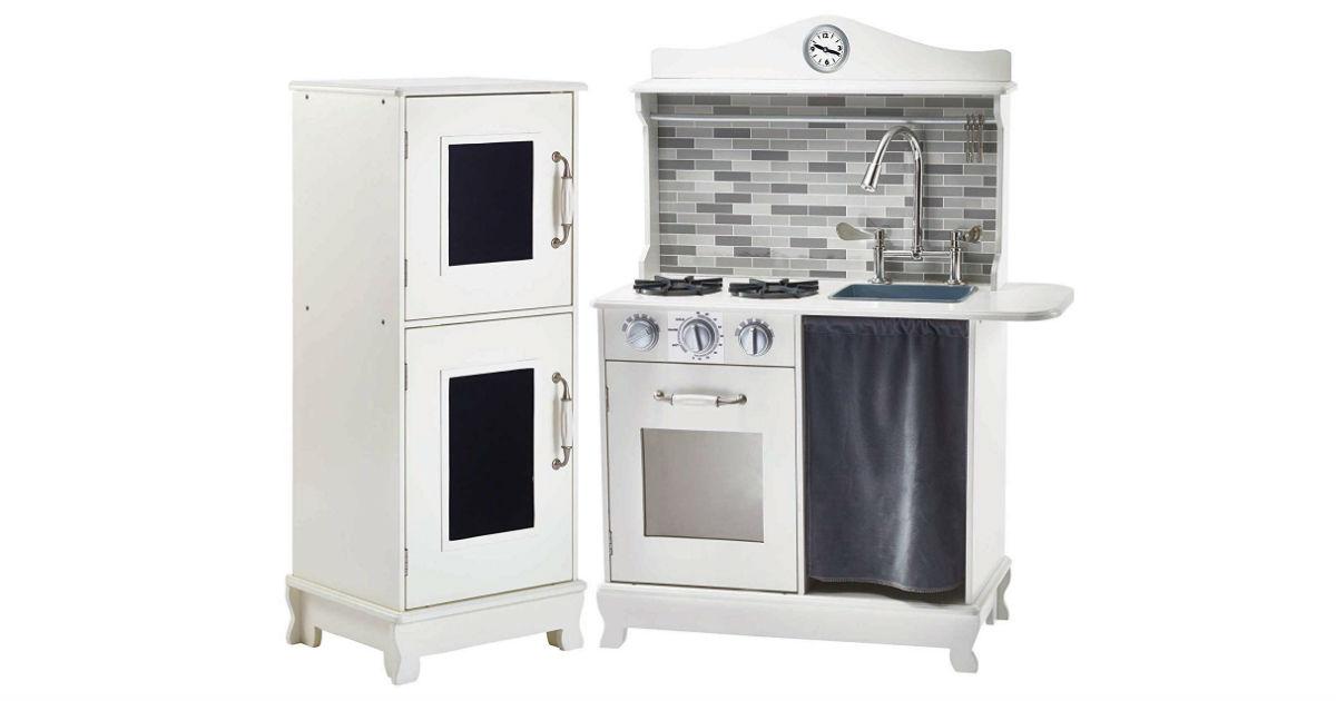 Save 57% on Teamson Kids Play Kitchen ONLY $120 (Reg. $279)