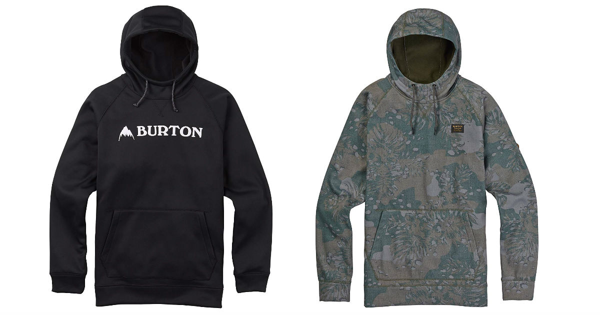Save up to 67% on Burton Pullovers ONLY $26.35 (Reg. $80)